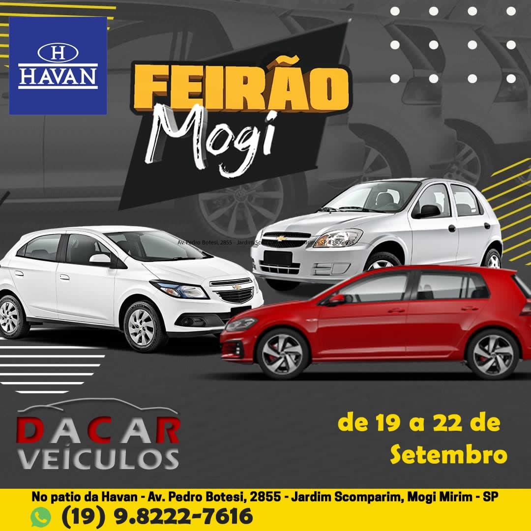 FEIRÃO MOGI