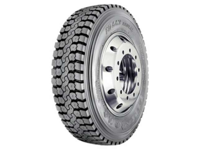 PNEU FIRESTONE FD663 BORRACHUDO 295/80 R 22.5