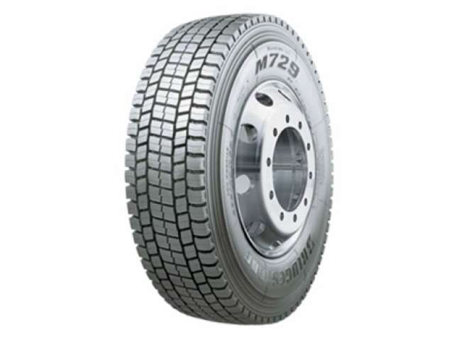 PNEU BRIDGESTONE M729 BORRACHUDO 295/80 R 22.5