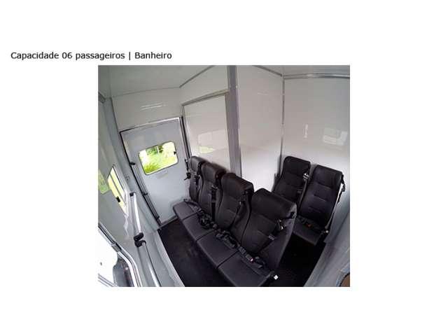 CABINE SUPLEMENTAR PARA TRANSPORTE DE PASSAGEIROS