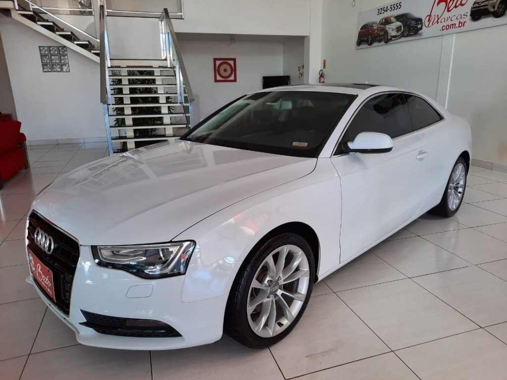 AUDI A5 2.0 TFSI COUPE AMBITION S TRONIC QUATTRO
