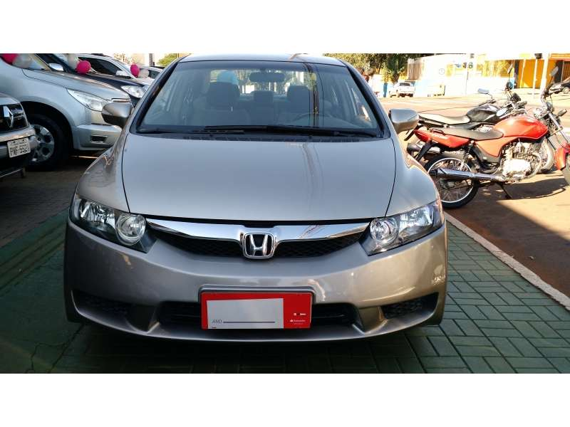 NEW CIVIC LXL 1.8 16V (AUT) (FLEX)