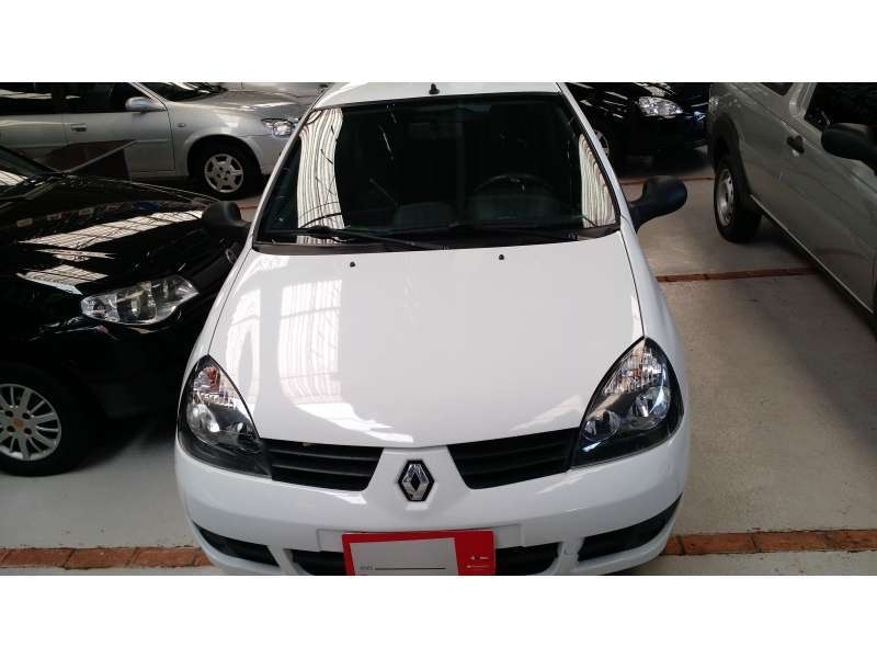 CLIO HATCH. CAMPUS 1.0 16V (FLEX) 2P