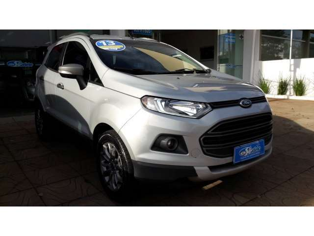 ECOSPORT FREESTYLE 1.6 16V (FLEX)