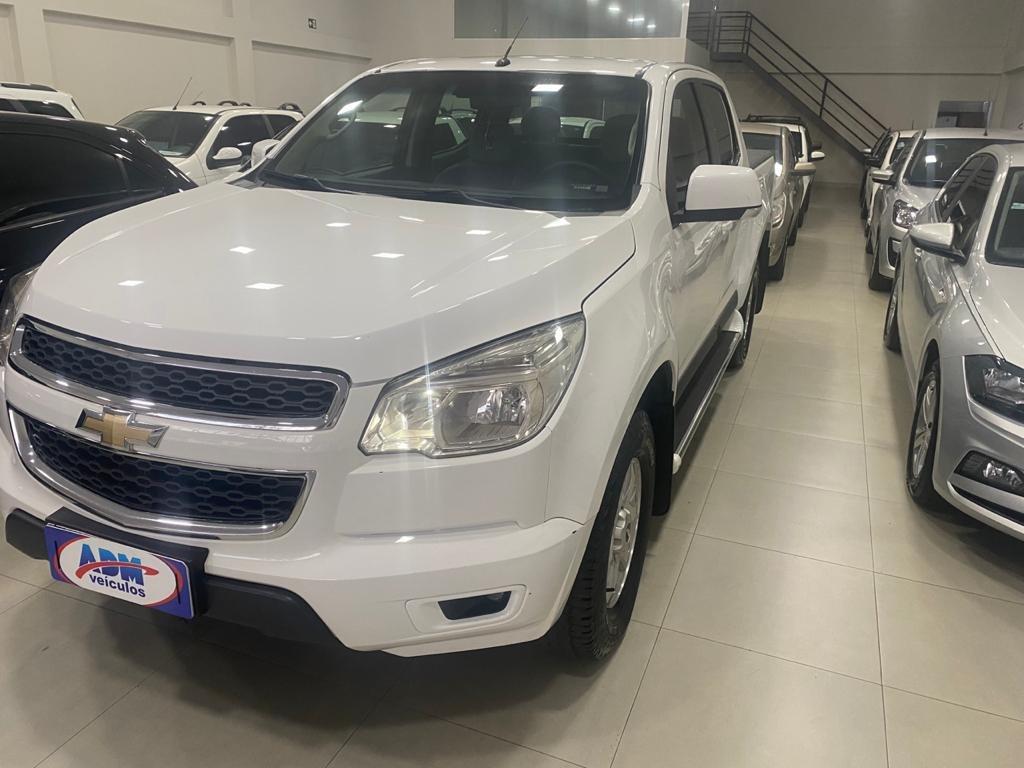 S10 2.4 LT 4X2 (CAB DUPLA) (FLEX) 2014