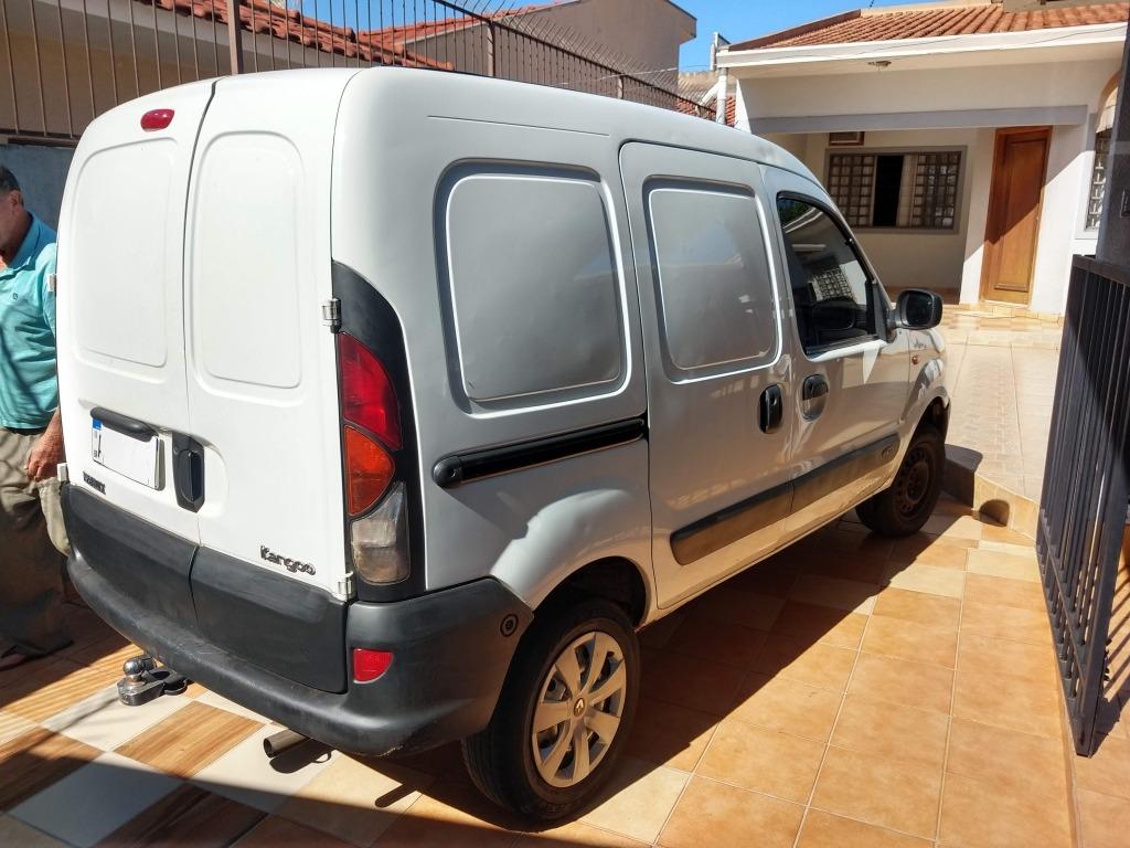 KANGOO EXPRESSION 1.6 16V (FLEX) 2008