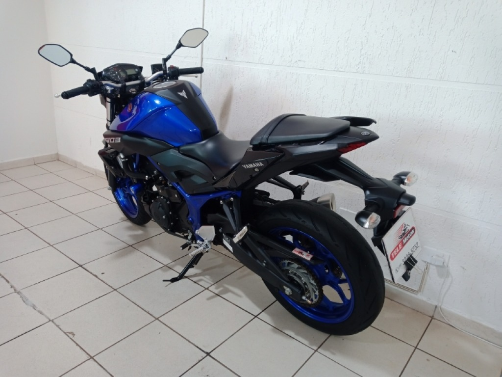 MT 03 (ABS) 2020