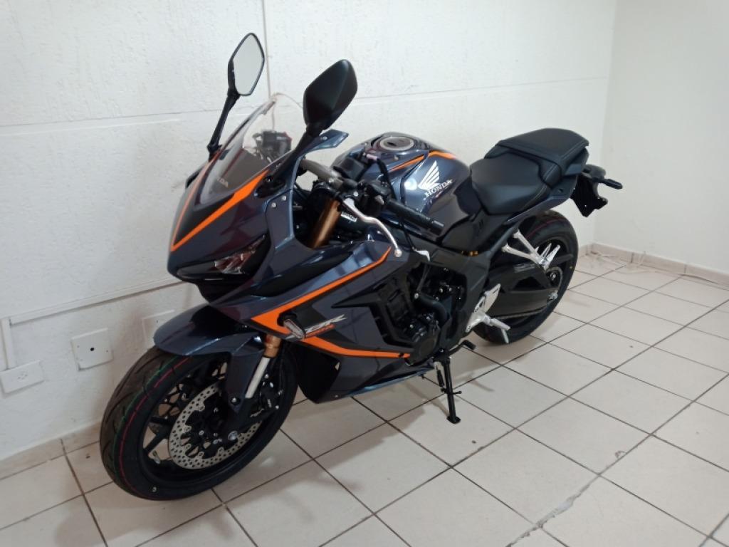 CBR 650F (ABS) 2021