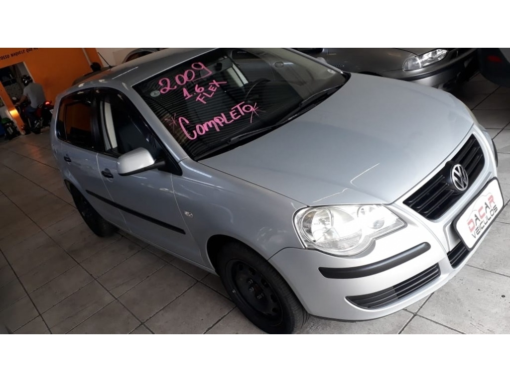 POLO HATCH. 1.6 8V (FLEX) 2009