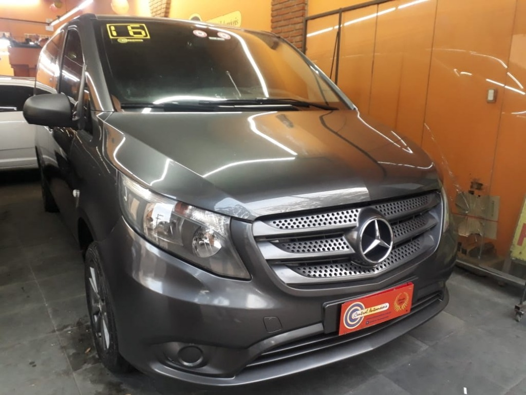MERCEDES-BENZ VITO 2.0 119 TOURER 7+1 LUXO (FLEX)