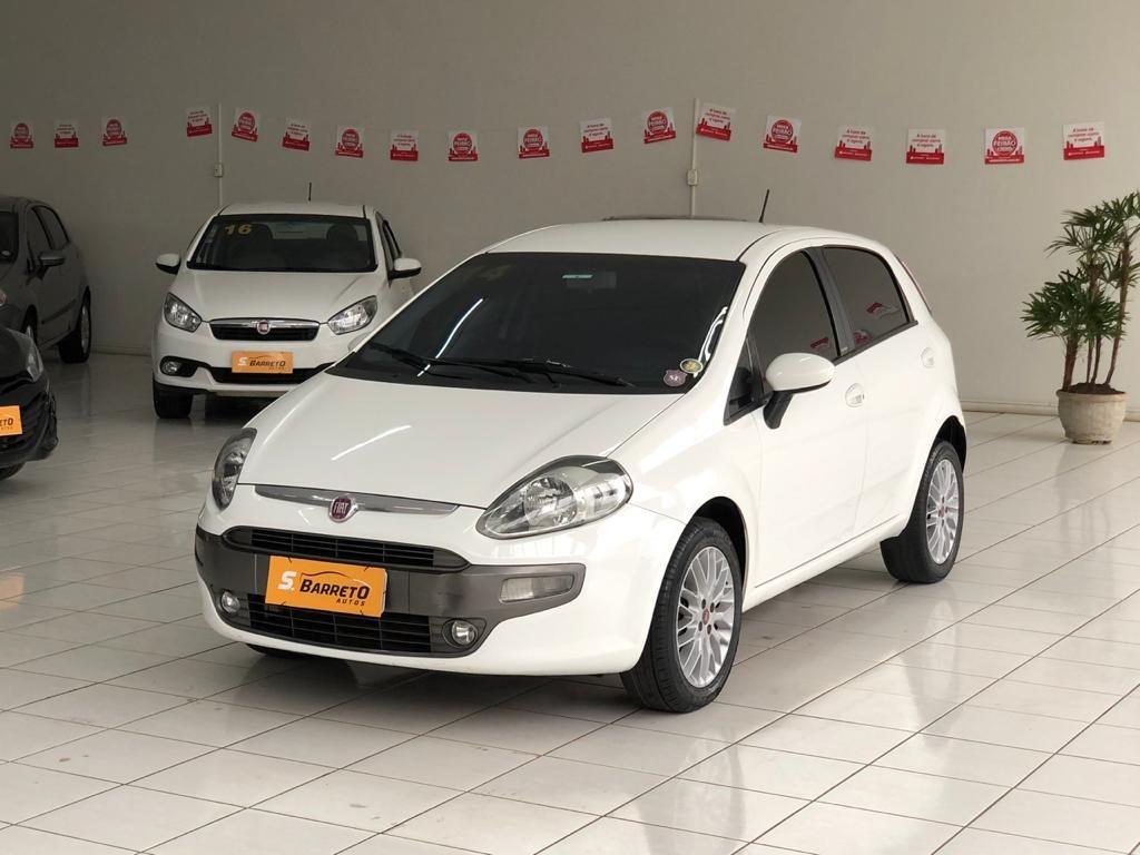 FIAT PUNTO ESSENCE 1.6 16V (FLEX) 2014