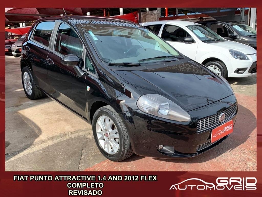 FIAT PUNTO ATTRACTIVE 1.4 (FLEX) 2012