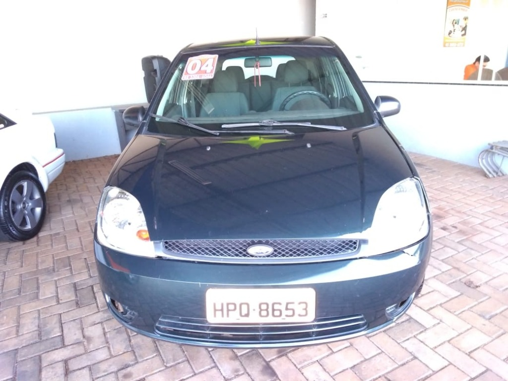 FIESTA HATCH SUPERCHARGER 1.0 8V 2004