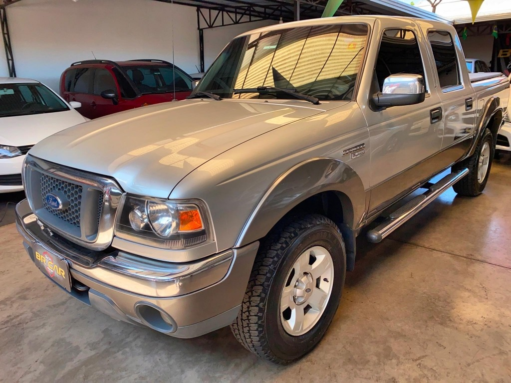 RANGER LIMITED 4X4 3.0 (CAB DUPLA) 2005