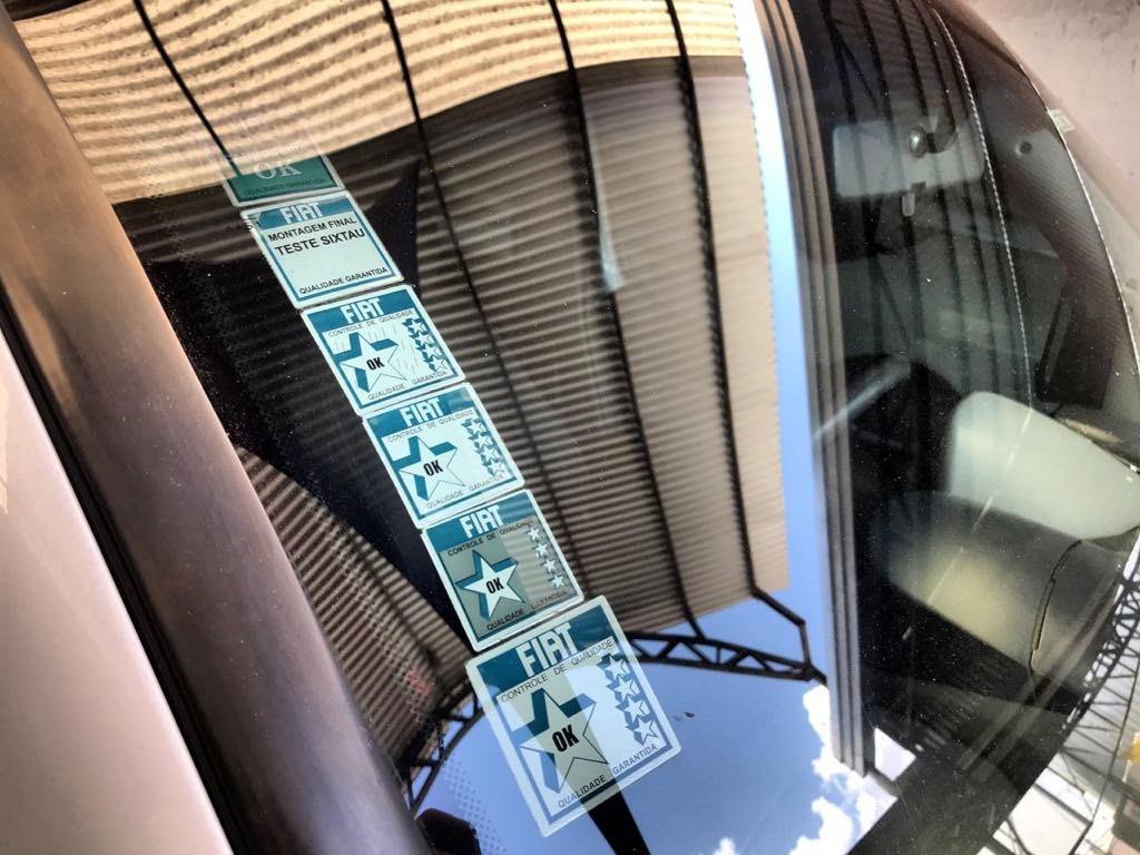 DOBLÒ ADVENTURE 1.8 8V (FLEX) 2012