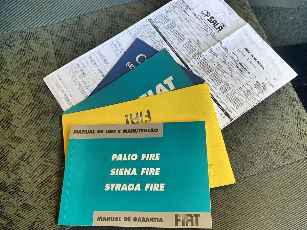 PALIO FIRE 1.0 8V (FLEX) 4P 2008