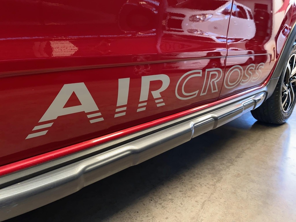 AIRCROSS EXCLUSIVE 1.6 16V (FLEX) (AUT) 2015