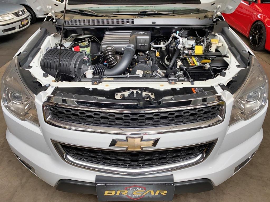 S10 LTZ 2.4 4X2 (CAB DUPLA) (FLEX) 2014