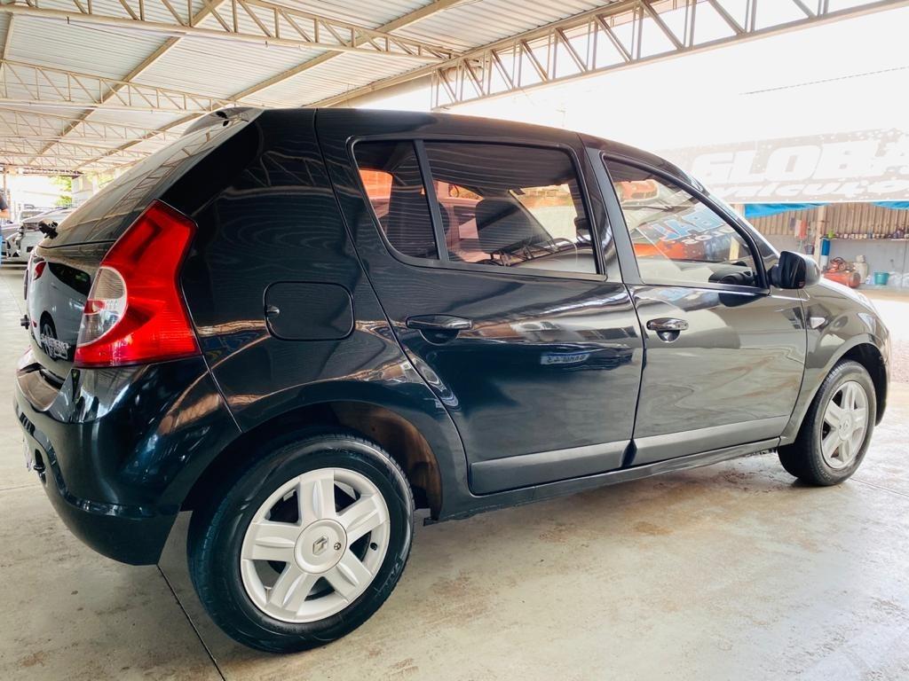 SANDERO PRIVILÈGE 1.6 8V (FLEX) 2011