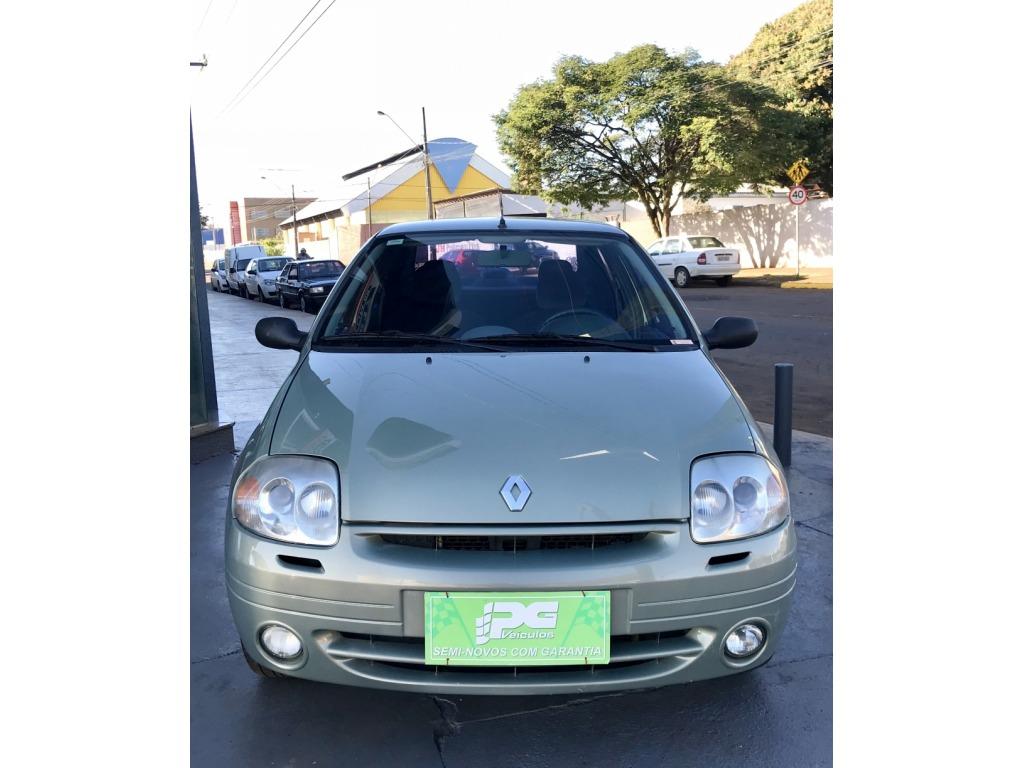 CLIO SEDAN RT 1.0 16V 2002
