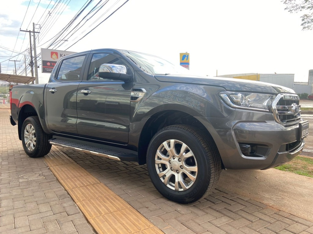 FORD RANGER 3.2 LIMITED CD 4X4 (AUT)