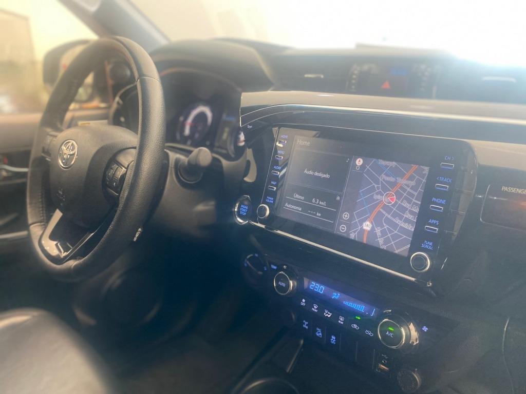 HILUX 2.8 TDI SRX CD 4X4 (AUT) 2020