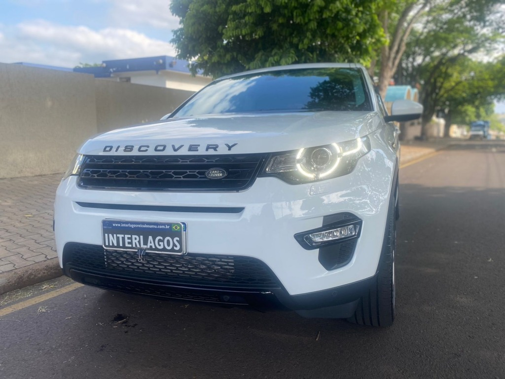 LAND ROVER DISCOVERY SPORT 2.0 SI4 S 4WD