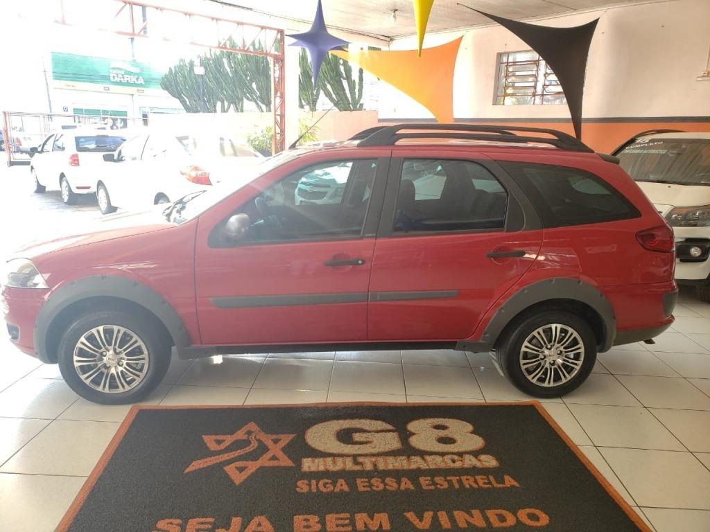 PALIO WEEKEND TREKKING 1.6 16V (FLEX) 2012