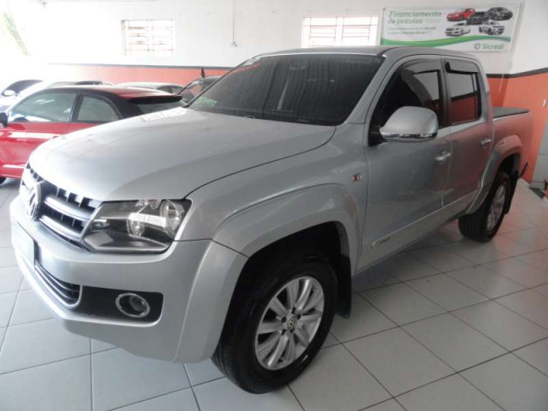 VOLKSWAGEN AMAROK 2.0 TDI CD 4X4 HIGHLINE
