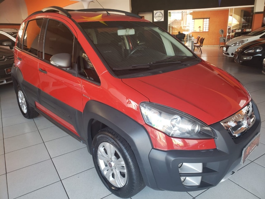 IDEA ADVENTURE 1.8 16V DUALOGIC (FLEX) 2011