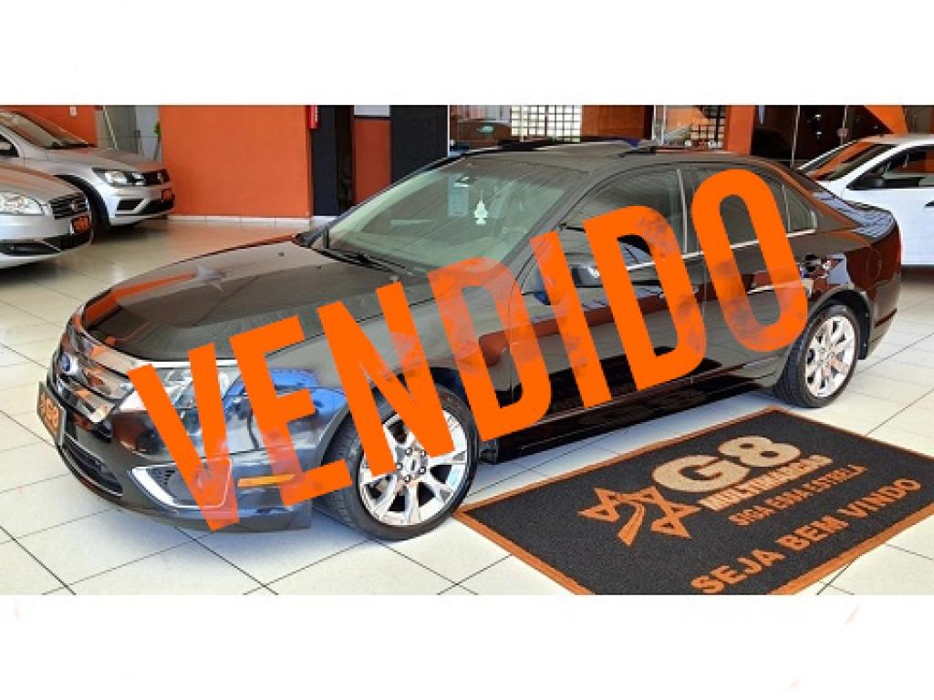 FUSION 3.0 V6 SEL AWD 2012
